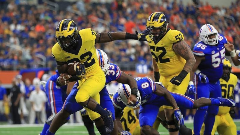 michigan florida week 1 ncaa