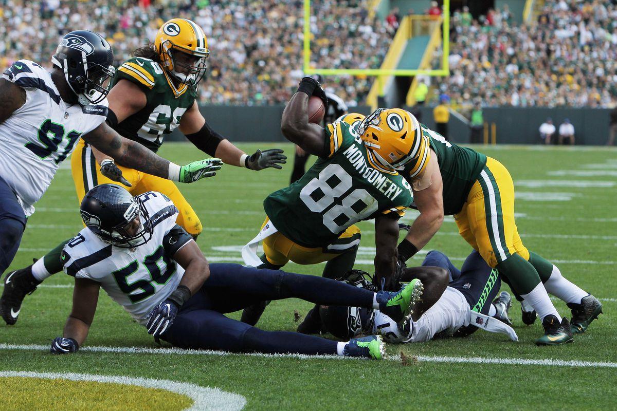 [NFL] Week 1: Tutto nel terzo quarto (Seattle Seahawks vs Green Bay Packers 9-17)