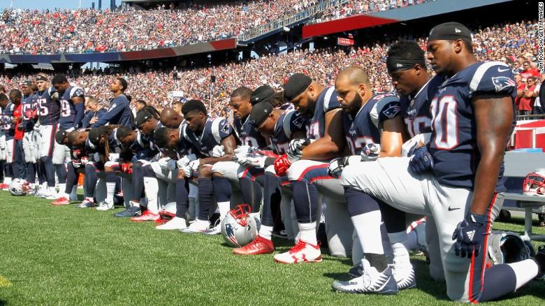 [NFL] Week 3: la domenica in ginocchio
