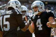 [NFL] Week 2: Ballando con le stelle (New York Jets vs Oakland Raiders 20-45)