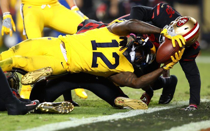 [NFL] Week 3: Finalmente una bella partita di giovedì (Los Angeles Rams vs San Francisco 49ers 41-39)