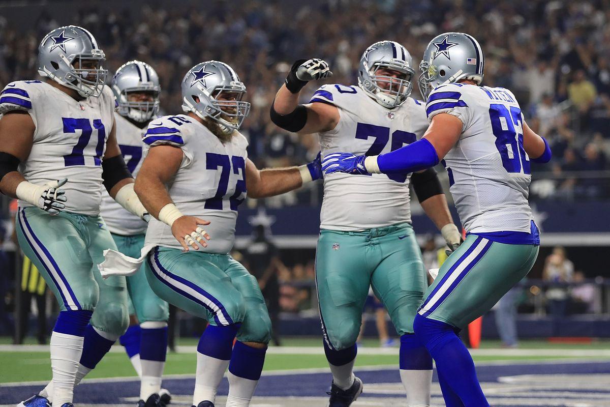 Uno sguardo al 2017: Dallas Cowboys