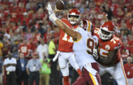 Alex Smith sarà il nuovo quarterback dei Washington Redskins