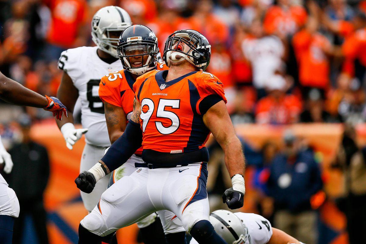 [NFL] Week 4: Contro un muro (Oakland Raiders vs Denver Broncos 10-16)