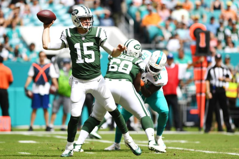 McCown Jets Dolphins
