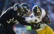 [NFL] Week 4: Corri Le'Veon, corri (Pittsburgh Steelers vs Baltimore Ravens 26-9)