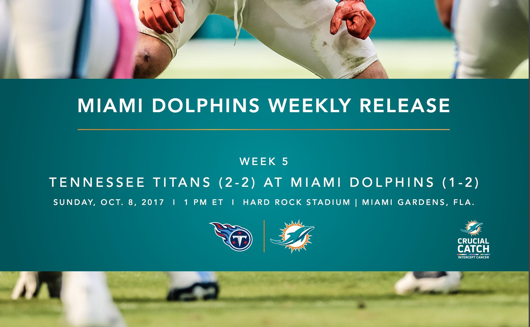 [NFL] Media release e capsule di week 5