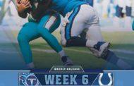 [NFL] Media release e capsule di week 6