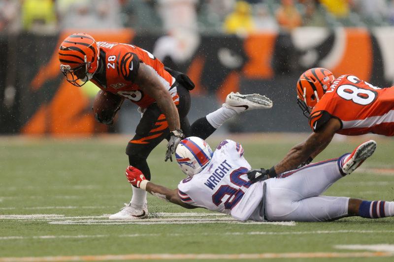 uffalo Bills v Cincinnati Bengals