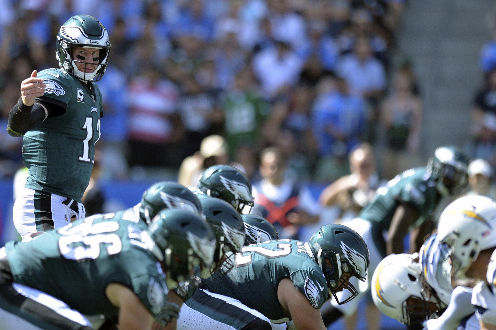 Nfl Week 4 Casa Stregata Philadelphia Eagles Vs Los