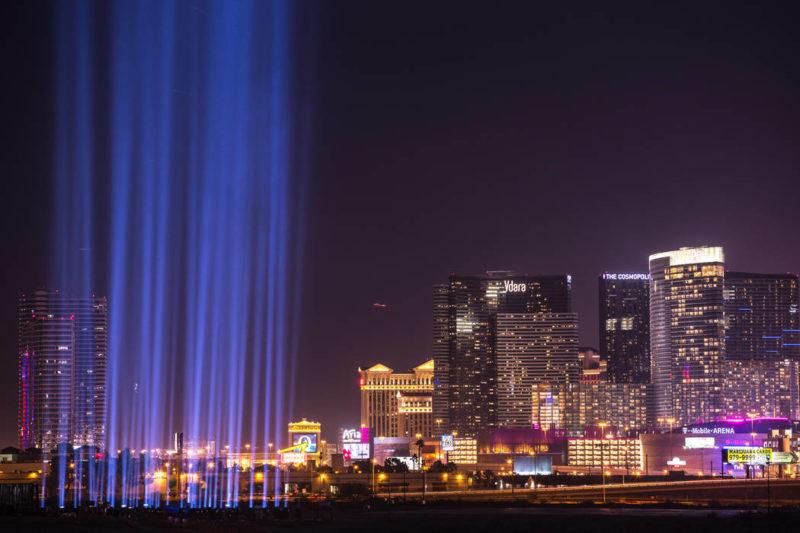 Las Vegas Raiders luci