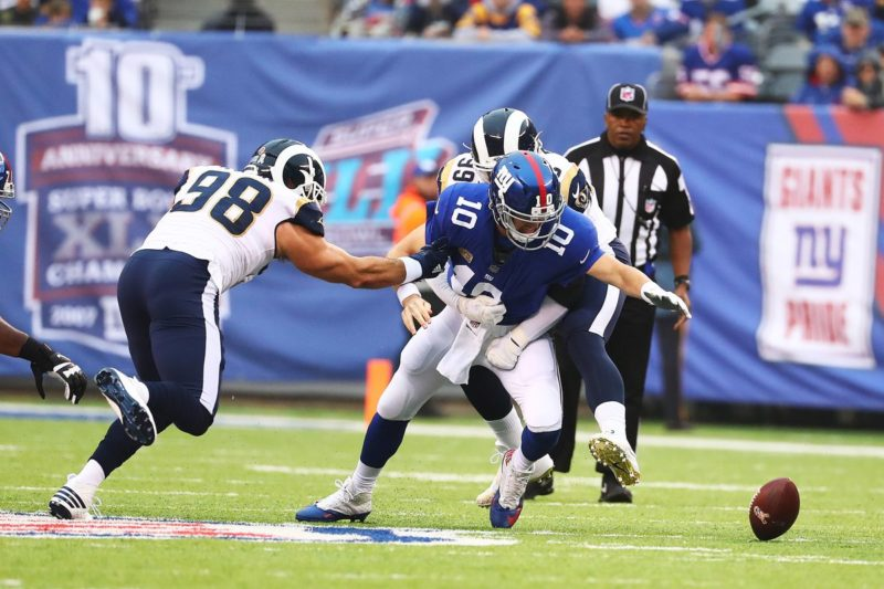 Manning Giants Rams