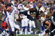[NFL] Week 11: Esordio da incubo (Buffalo Bills vs Los Angeles Chargers 24-54)
