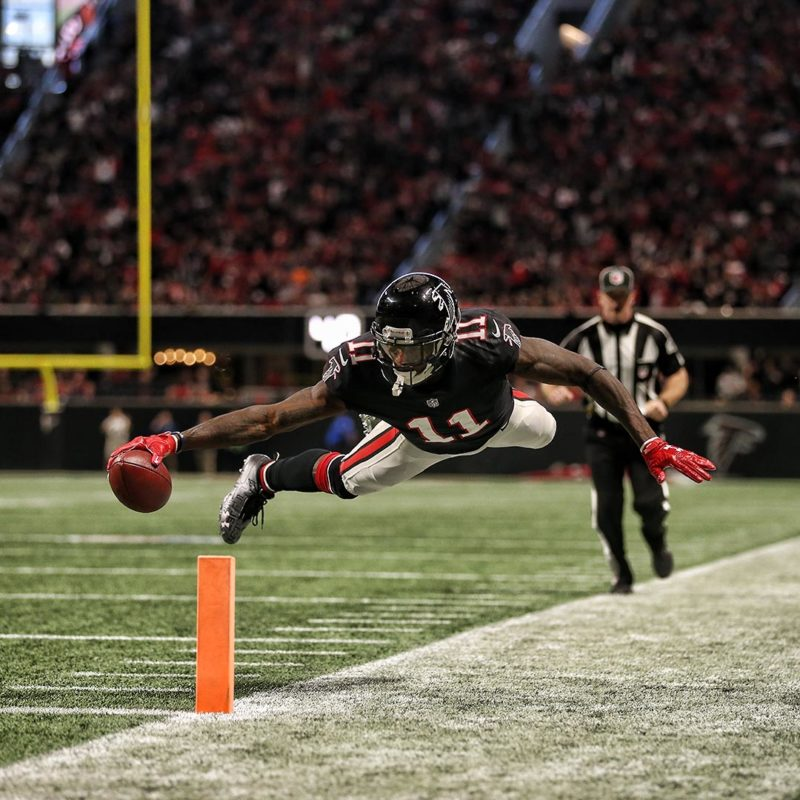 julio jones week 12