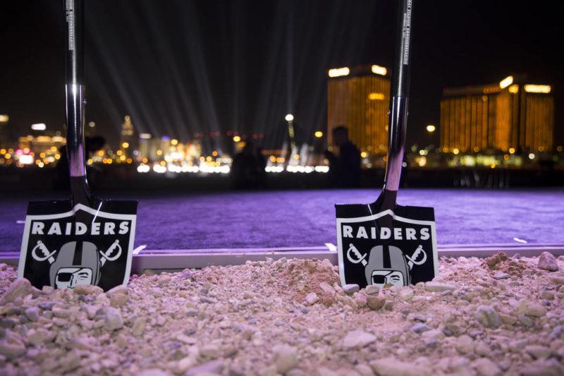 las vegas raiders stadio