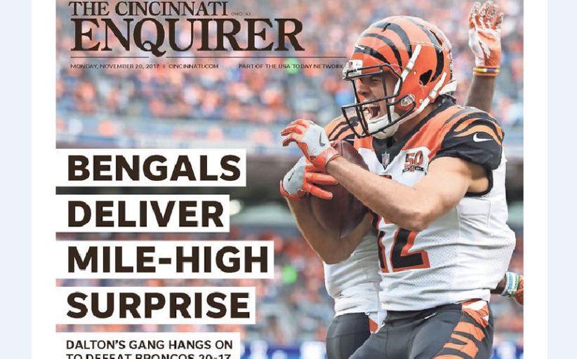 [NFL] Week 11: Le prime pagine dei giornali