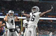 [NFL] Week 9: Brodino caldo (Oakland Raiders vs Miami Dolphins 27-24)