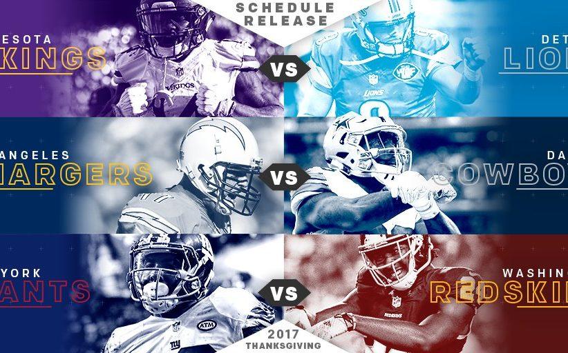 [NFL] Week 12: Qualche informazione sulle tre partite del Ringraziamento
