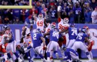 [NFL] Week 11: Un calcio per respirare (Kansas City Chiefs vs New York Giants 9-12)