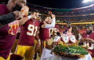 [NFL] Week 12: Sfida tra gli ultimi sopravvissuti (New York Giants vs Washington Redskins 10-20)