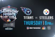 [NFL] Week 11: Qualche informazione su Tennessee Titans vs Pittsburgh Steelers