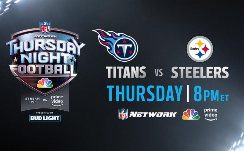 [NFL] Week 11: Qualche informazione su Tennessee Titans vs Pittsburgh Steelers