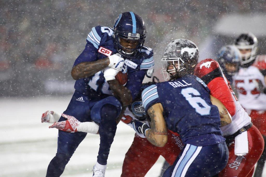 [CFL] Grey Cup: lo snow bowl che incorona Toronto