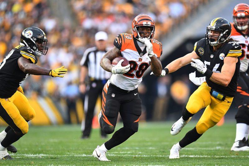Mixon Bengals Steelers