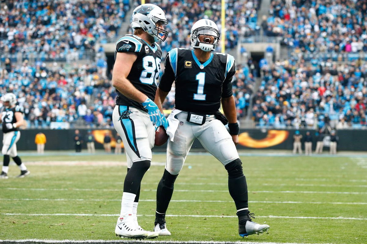 Uno sguardo al 2017: Carolina Panthers