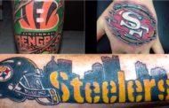 Tatuaggi NFL tra il bello e l'orrendo