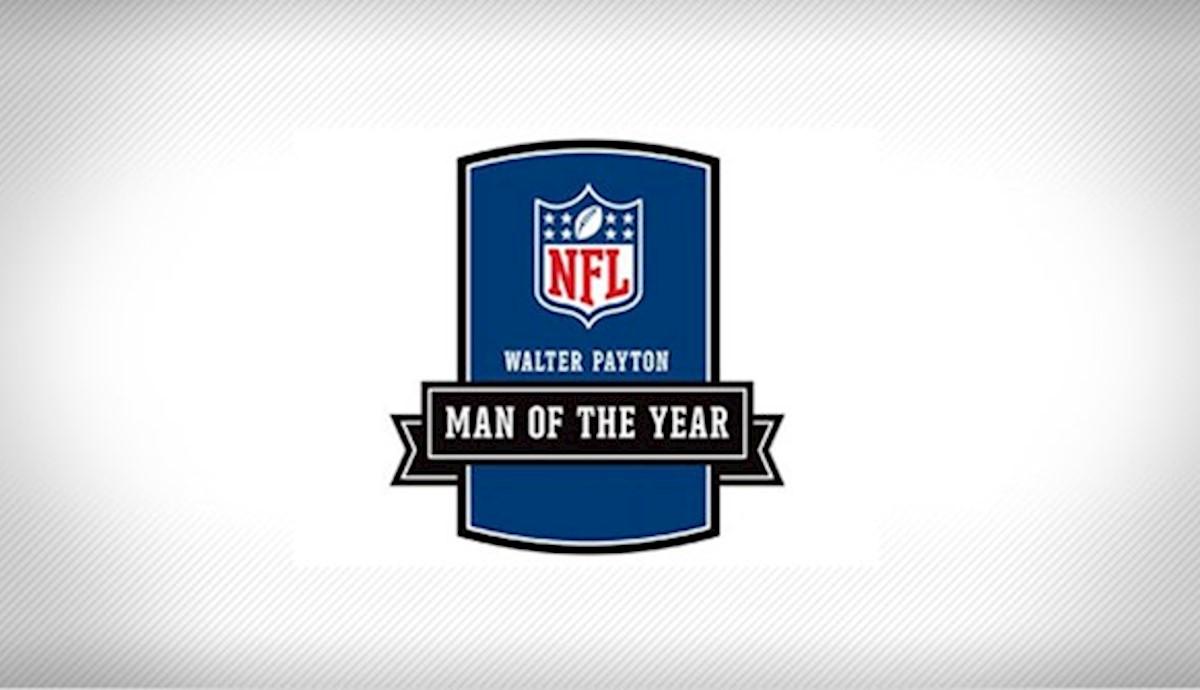 I candidati al Walter Payton Man of the Year