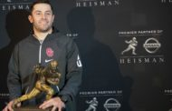Baker Mayfield, da Austin all'Heisman Trophy