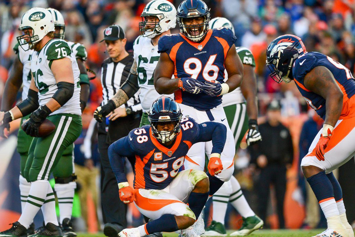Uno sguardo al 2017: Denver Broncos