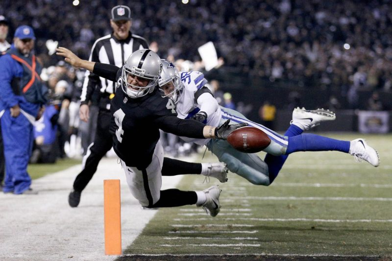 carr raiders cowboys