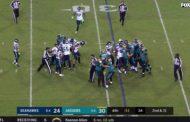 Gli ultimi 54 secondi di Seattle Seahawks vs Jacksonville Jaguars