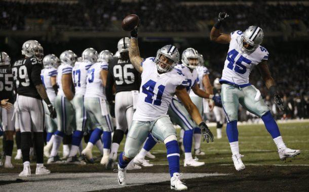 [NFL] Week 15: Foglietto della discordia (Dallas Cowboys vs Oakland Raiders 20-17)
