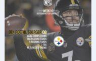 [NFL] Week 14: il meglio a livello statistico