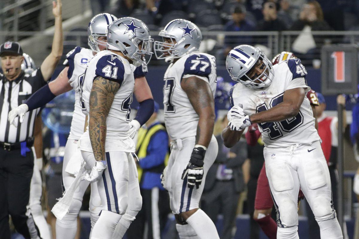 [NFL] Week 13: Disastro capitale (Washington Redskins vs Dallas Cowboys 14-38)