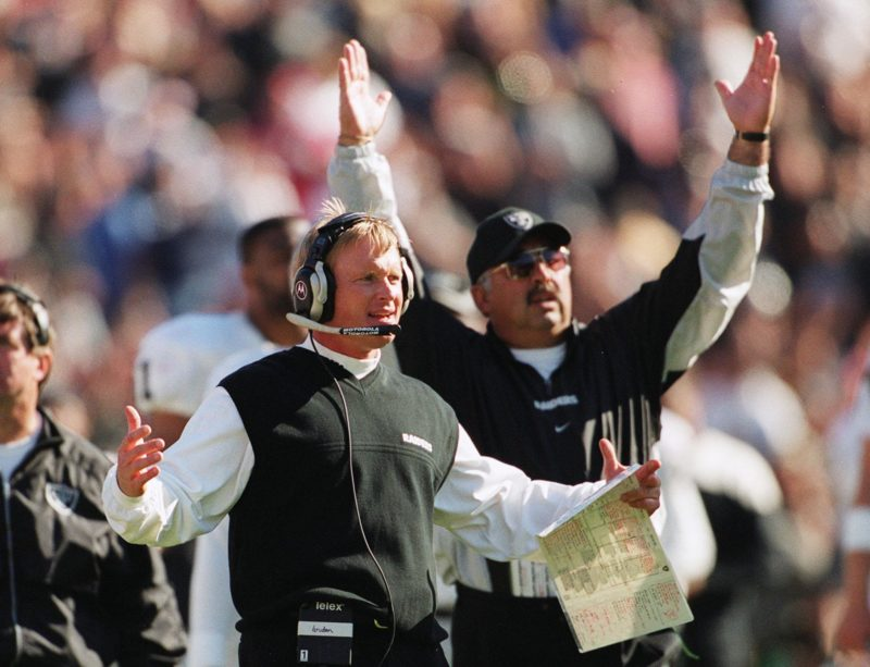Gruden Raiders 1998