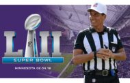 Gene Steratore sarà il Referee del Super Bowl LII