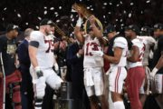 [NCAA] National Championship: Alabama in overtime