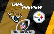 [NFL] Divisional preview: Jacksonville Jaguars vs Pittsburgh Steelers