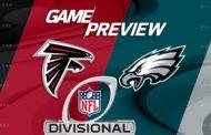 [NFL] Divisional preview: Atlanta Falcons vs Philadelphia Eagles