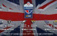 Abbonamenti in vendita per due partite NFL a Londra