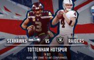 A inizio settembre in vendita i biglietti per Raiders vs Seahawks