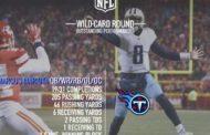 [NFL] Wild Card: il meglio a livello statistico