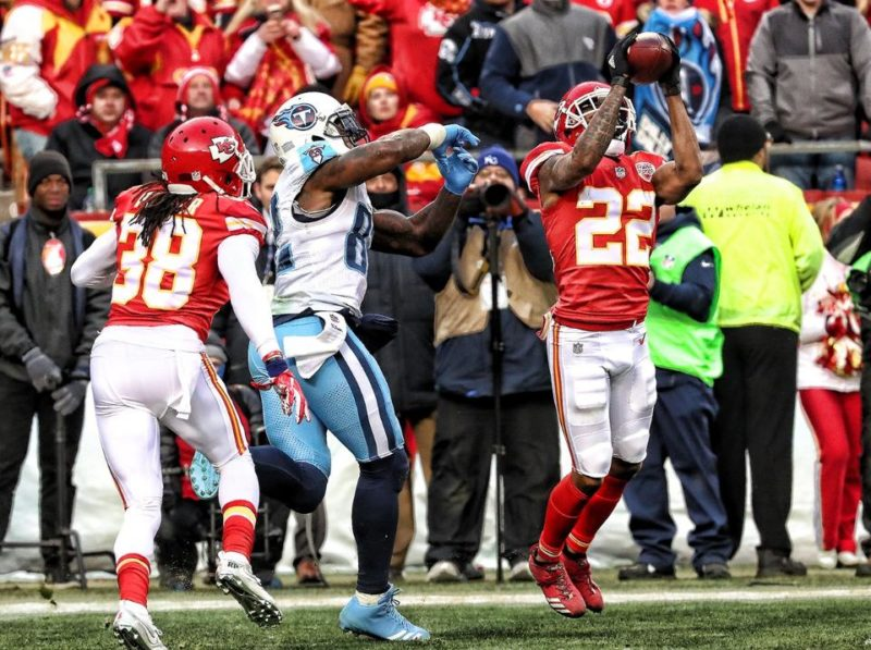 Titans Chiefs