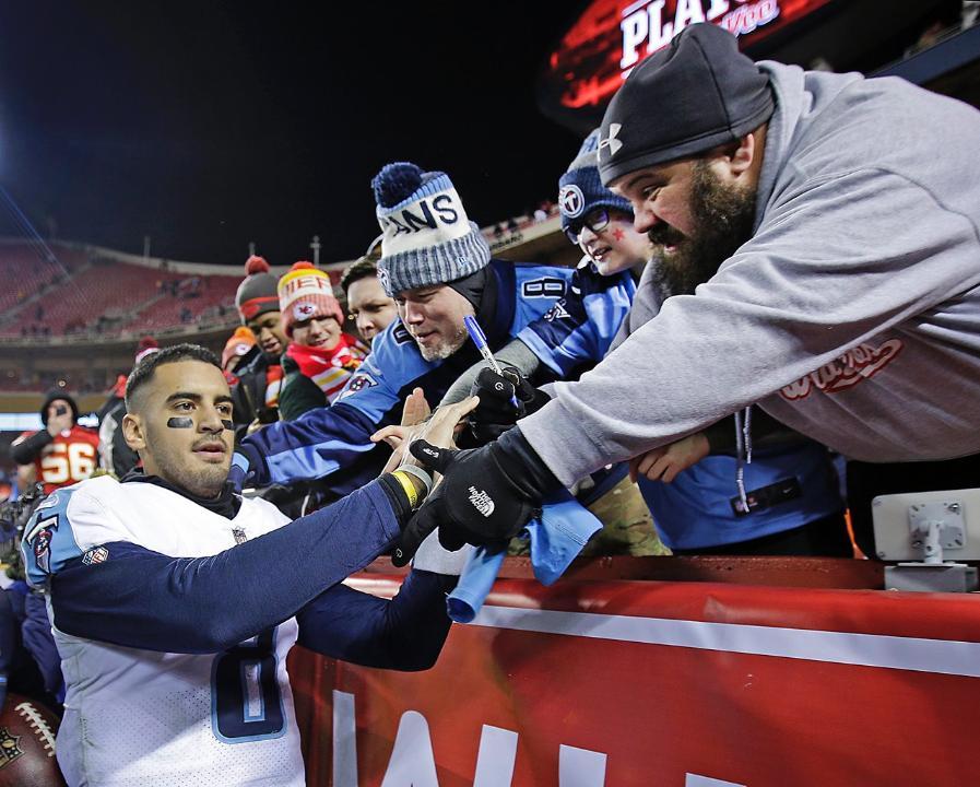 [NFL] Wild Card: Smashmouth (Tennessee Titans vs Kansas City Chiefs 22-21)