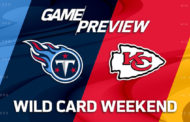 [NFL] Wild Card preview: Tennessee Titans vs Kansas City Chiefs