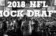 2018 NFL Mock Draft – Seconda edizione